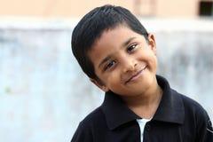αγόρι Ινδός στοκ εικόνες