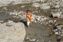 αγόρι Ινδός Στοκ εικόνες με δικαίωμα ελεύθερης χρήσης