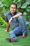 αγόρι Ινδός Στοκ Φωτογραφίες