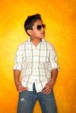 αγόρι ισπανικό Στοκ Εικόνα