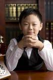 αγόρι κινέζικα Στοκ εικόνες με δικαίωμα ελεύθερης χρήσης