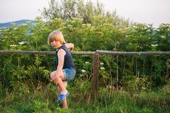 αγόρι λίγο πορτρέτο Στοκ φωτογραφία με δικαίωμα ελεύθερης χρήσης