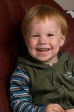 αγόρι λίγο χαμόγελο στοκ εικόνες