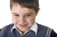 αγόρι λ λίγο πορτρέτο στοκ φωτογραφίες με δικαίωμα ελεύθερης χρήσης