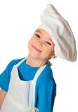 Αγόρι μαγείρων Στοκ εικόνες με δικαίωμα ελεύθερης χρήσης
