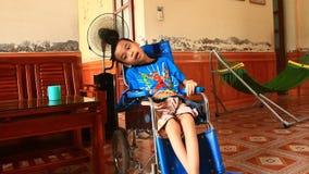 Αγόρι με την εγκεφαλική παράλυση φιλμ μικρού μήκους