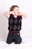 αγόρι μικρό Στοκ Φωτογραφίες