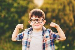 Αγόρι παιδιών του εξάχρονου παιδιού Στοκ Φωτογραφίες