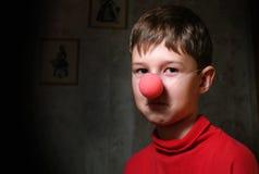 αγόρι που ανατρέπεται Στοκ εικόνες με δικαίωμα ελεύθερης χρήσης
