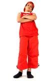 αγόρι που φαίνεται ψηλές ν&ep στοκ φωτογραφίες με δικαίωμα ελεύθερης χρήσης