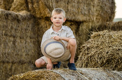αγόρι δροσερό Στοκ εικόνα με δικαίωμα ελεύθερης χρήσης
