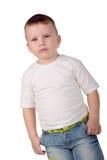 αγόρι σοβαρό στοκ φωτογραφίες με δικαίωμα ελεύθερης χρήσης