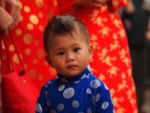 Αγόρι του Βιετνάμ Στοκ Φωτογραφίες
