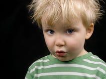 αγόρι χαριτωμένο λίγα Στοκ Εικόνα
