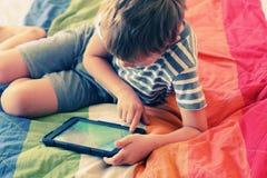 αγόρι χαριτωμένο Στοκ εικόνα με δικαίωμα ελεύθερης χρήσης