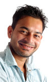 αγόρι όμορφος Ινδός Στοκ Εικόνες