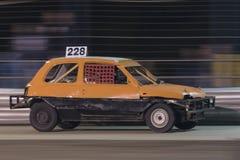 Αγώνας αυτοκινήτων αποθεμάτων Στοκ εικόνα με δικαίωμα ελεύθερης χρήσης