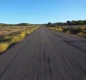 αγώνας αυτοκινήτων Στοκ Φωτογραφίες