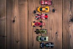 αγώνας αυτοκινήτων Στοκ Εικόνες