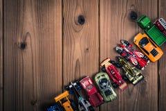 αγώνας αυτοκινήτων Στοκ Φωτογραφία