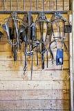 αγώνας λουριών εξοπλισμού Στοκ Εικόνα