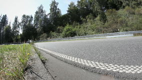 Αγώνας μοτοσικλετών απόθεμα βίντεο