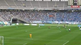Αγώνας ποδοσφαίρου j-ένωσης φιλμ μικρού μήκους