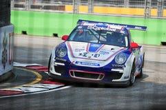 αγώνας της Porsche καταφυγίων jeffrey  Στοκ φωτογραφία με δικαίωμα ελεύθερης χρήσης
