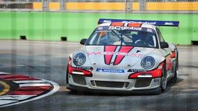 αγώνας της Porsche liu φλυτζανιών carrera  Στοκ φωτογραφία με δικαίωμα ελεύθερης χρήσης