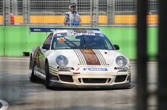 αγώνας της Porsche morris φλυτζανιών carre Στοκ Εικόνες