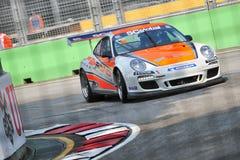 αγώνας Marcel Porsche φλυτζανιών carrera τη&sigma Στοκ Εικόνες