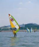 αγώνες ολυμπιακοί Στοκ Φωτογραφίες