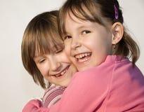 αδελφές αγάπης ευθυμία&sigm Στοκ εικόνες με δικαίωμα ελεύθερης χρήσης