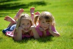 αδελφές φίλων Στοκ φωτογραφίες με δικαίωμα ελεύθερης χρήσης