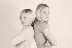 αδελφές Στοκ Εικόνα