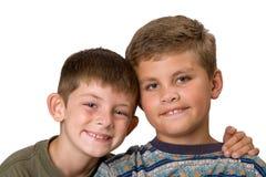 αδελφική αγάπη 2 Στοκ φωτογραφία με δικαίωμα ελεύθερης χρήσης