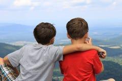 Αδελφική αγάπη Στοκ εικόνα με δικαίωμα ελεύθερης χρήσης