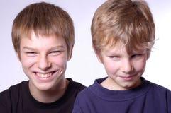 αδελφοί Στοκ Φωτογραφίες