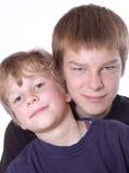 αδελφοί Στοκ Εικόνες