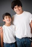 αδελφοί στοκ εικόνα με δικαίωμα ελεύθερης χρήσης