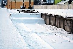 αδιέξοδο Στοκ φωτογραφία με δικαίωμα ελεύθερης χρήσης
