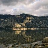αδριατική θάλασσα Μαυροβούνιο παλαιά πόλη kotor στοκ φωτογραφία με δικαίωμα ελεύθερης χρήσης