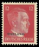 Αδόλφος Χίτλερ, Ostland στοκ φωτογραφία