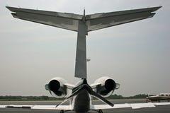 αεριωθούμενα αεροπλάνα Στοκ εικόνα με δικαίωμα ελεύθερης χρήσης