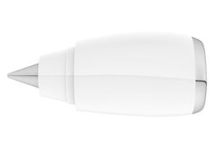 Αεριωθούμενη μηχανή αεροσκαφών τρισδιάστατη απόδοση διανυσματική απεικόνιση