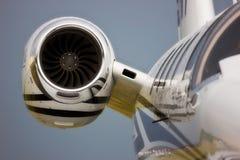 Αεριωθούμενη μηχανή στοκ φωτογραφία με δικαίωμα ελεύθερης χρήσης