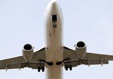 αεριωθούμενη προσγείωσ Στοκ φωτογραφίες με δικαίωμα ελεύθερης χρήσης
