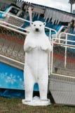 Αεριωθούμενος δίκαιος επίγειος γύρος πάγου στοκ φωτογραφίες