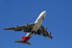 αεριωθούμενος επιβάτης πτήσης Στοκ εικόνα με δικαίωμα ελεύθερης χρήσης