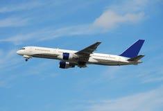 αεριωθούμενος επιβάτης 757 Boeing Στοκ Εικόνα